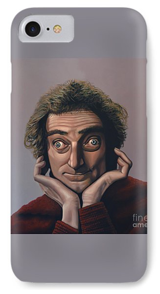Marty Feldman IPhone 7 Case by Paul Meijering