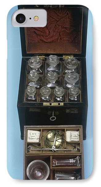 Medicine Chest IPhone Case by Science Photo Library
