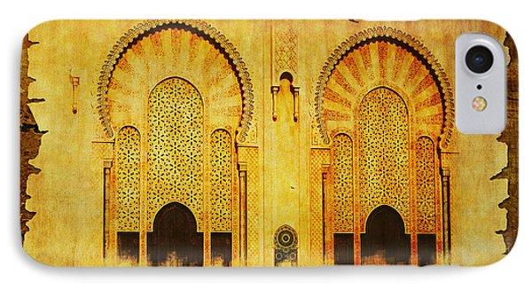 Medina Of Faz IPhone Case by Catf