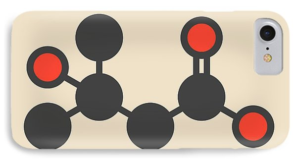 Metabolite Molecule IPhone Case by Molekuul