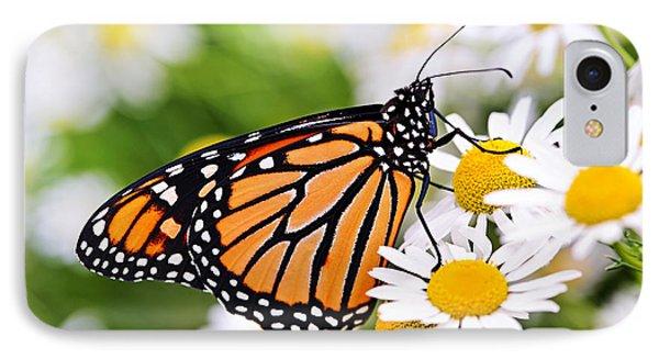 Monarch Butterfly IPhone Case by Elena Elisseeva