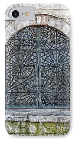 Mosque Window Phone Case by Antony McAulay