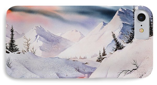 Mountain Majesty Phone Case by Teresa Ascone