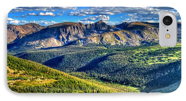 Mountain View IPhone Case by Scott Mahon