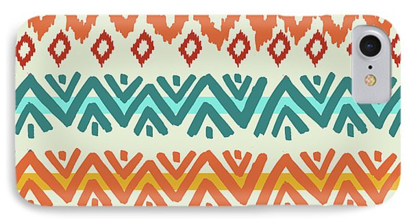 Navajo Mission Round IPhone Case by Nicholas Biscardi