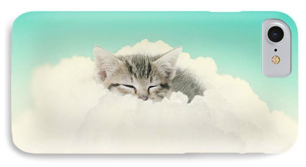 On Cloud Nine IPhone 7 Case by Amy Tyler