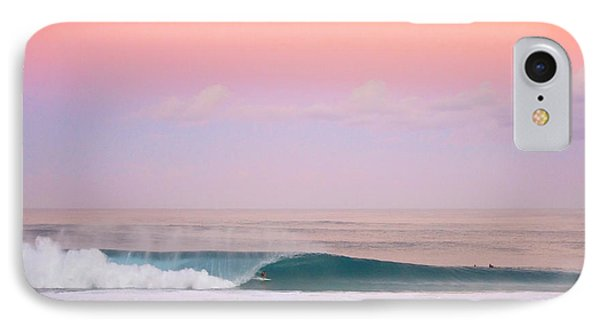 Pink Pipe IPhone Case by Sean Davey
