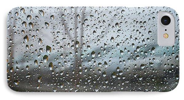 Rainy Day IPhone Case by Sinisa Botas