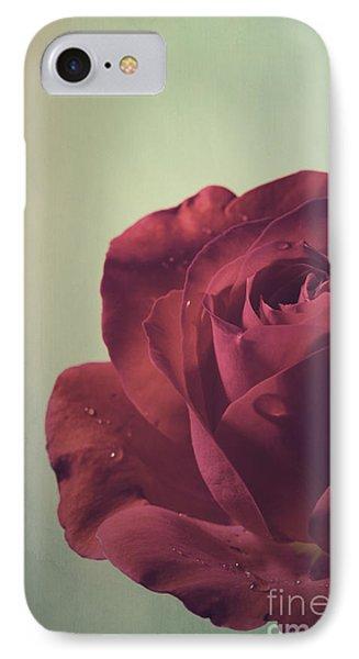 Red Rose Phone Case by Jelena Jovanovic
