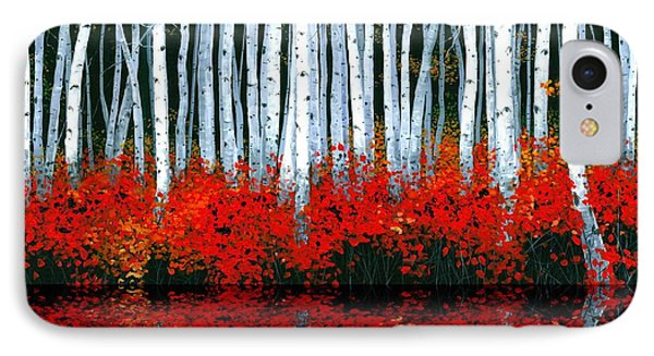Reflections - Sold IPhone Case by Michael Swanson