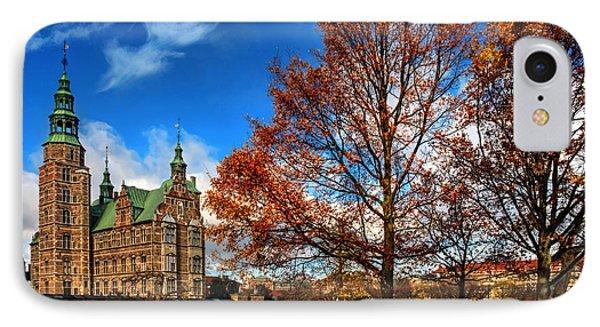 Rosenborg Castle Copenhagen IPhone Case by Carol Japp
