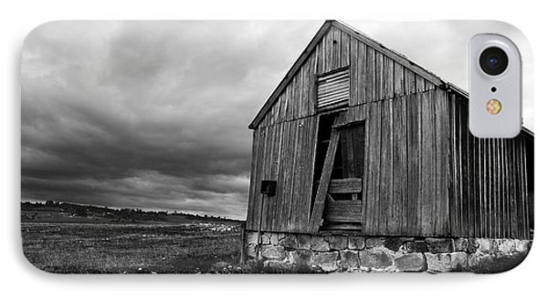 Ruins Of Abandonment IPhone Case by Jorgo Photography - Wall Art Gallery