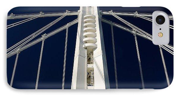 San Francisco-oakland Bay Bridge, San IPhone Case by Panoramic Images