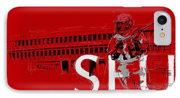 Sfu Art IPhone Case by Catf