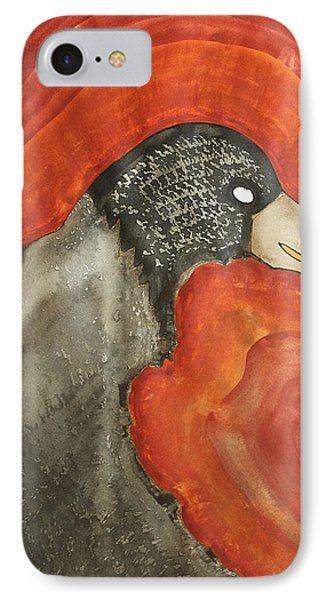 Shaman Original Painting IPhone Case by Sol Luckman