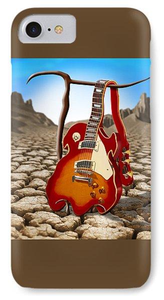 Soft Guitar II IPhone 7 Case by Mike McGlothlen