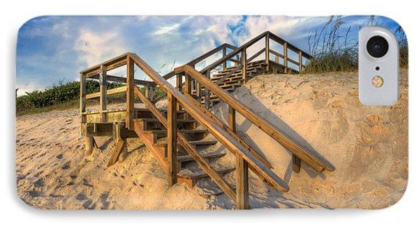 Stairway To Heaven Phone Case by Debra and Dave Vanderlaan