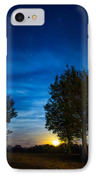 Starry Night IPhone Case by Shelby  Young