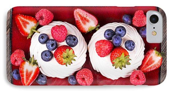 Summer Fruit Platter IPhone Case by Jane Rix