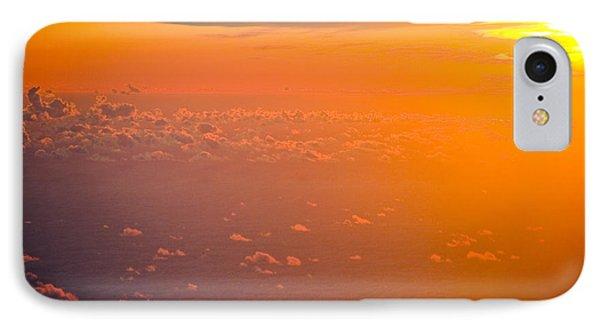 Sunset In The Sky Phone Case by Raimond Klavins