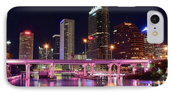 Tampa Colors IPhone Case by Frozen in Time Fine Art Photography