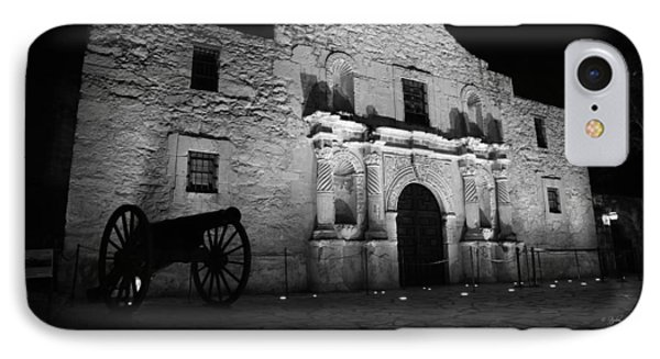 The Alamo Phone Case by Stephen Stookey