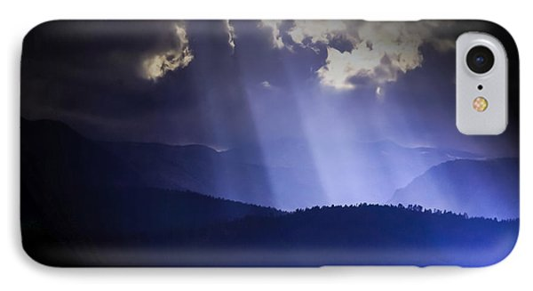 The Light Phone Case by Mitch Shindelbower