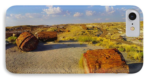 The Painted Desert IPhone Case by Jeff Swan