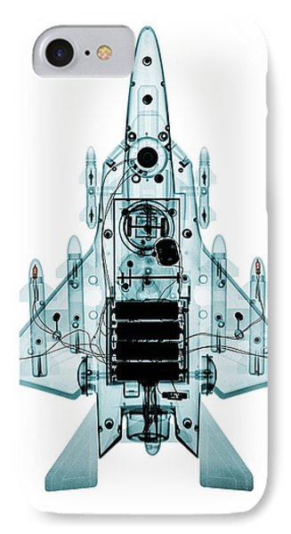 Toy Fighter Plane IPhone Case by Brendan Fitzpatrick