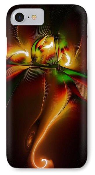 Twin Souls Phone Case by Amanda Moore