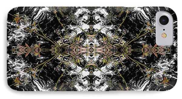Unnatural 37 IPhone Case by Giovanni Cafagna