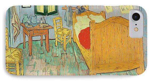 Van Goghs Bedroom At Arles Phone Case by Vincent Van Gogh