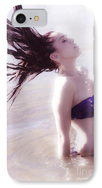 Vintage Water Fun IPhone Case by Jorgo Photography - Wall Art Gallery