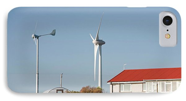 Wind Power IPhone Case by Ashley Cooper