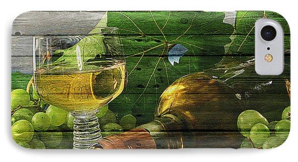 Wine Phone Case by Joe Hamilton