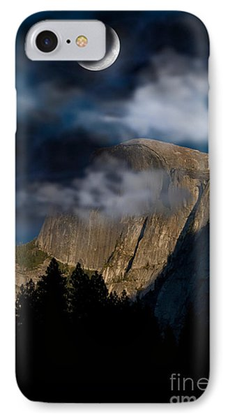 Yosemite National Park Phone Case by Mark Newman