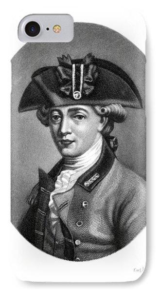 John Andre (1751-1780) Phone Case by Granger