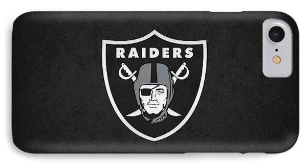 Oakland Raiders Phone Case by Joe Hamilton