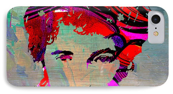 Bruce Springsteen IPhone Case by Marvin Blaine