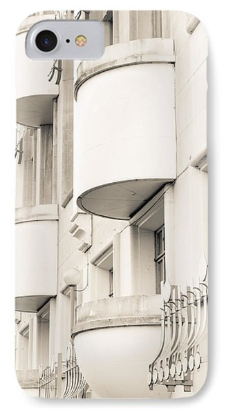 Balconies IPhone Case by Tom Gowanlock
