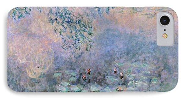 Water Lilies Phone Case by Claude Monet