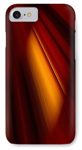 Abstract Art Phone Case by Heike Hultsch