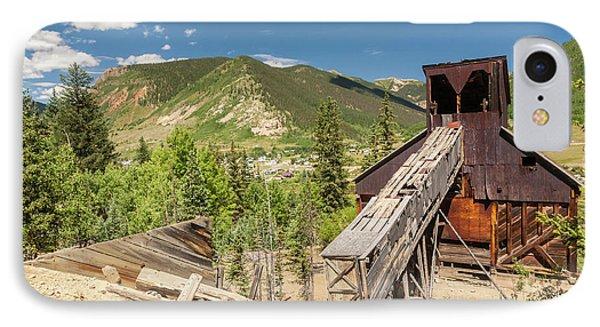 Usa, Colorado, San Juan Mountains IPhone Case by Jaynes Gallery