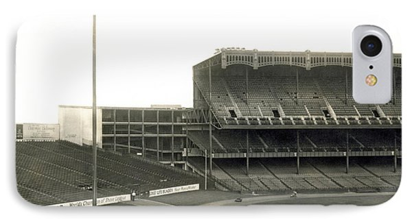 1923 Yankee Stadium IPhone 7 Case by Underwood Archives