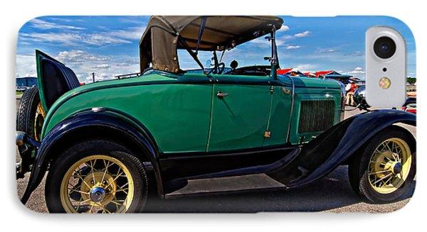 1931 Model T Ford Phone Case by Steve Harrington
