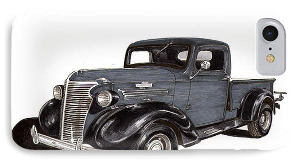 1938 Chevy Pickup Phone Case by Jack Pumphrey