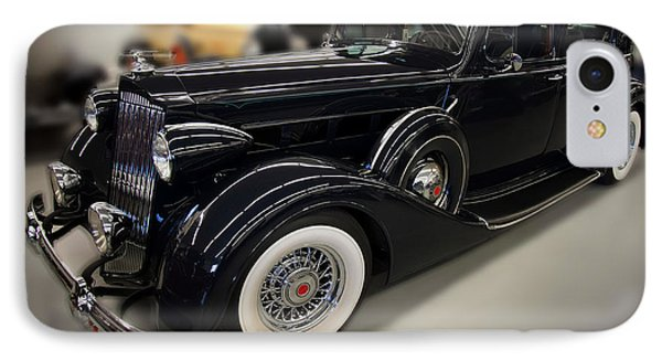 1940 Packard Super 8 Phone Case by Chris Flees