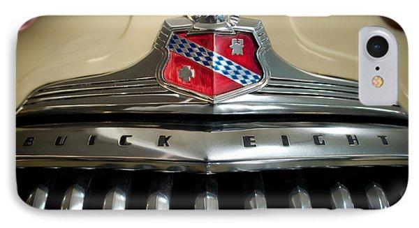 1948 Buick Roadmaster Phone Case by Sebastian Musial