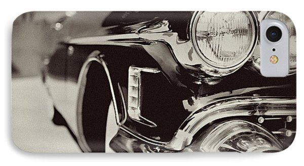 1950s Cadillac No. 1 Phone Case by Lisa Russo