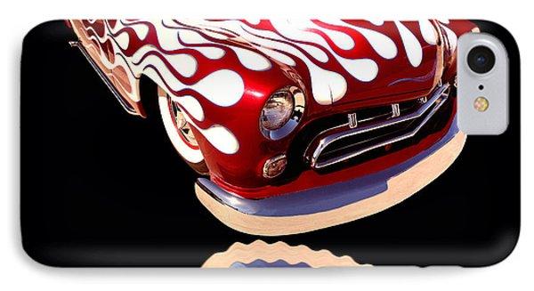 1951 Mercury Sedan Phone Case by Jim Carrell